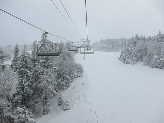 Stratton Mountain Resort: Shooting Star view