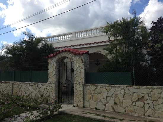 Casa Julia Fuentes Rosales : Julia's casa