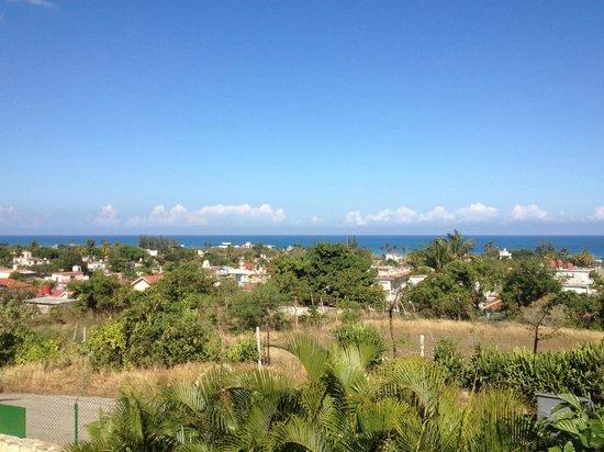 Casa Julia Fuentes Rosales : View from terrace