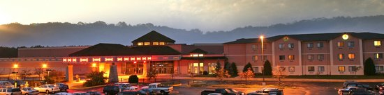 Ho-Chunk Gaming Black River Falls Casino and Hotel Outside View