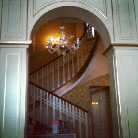 Villa Delle Palme: Eingang