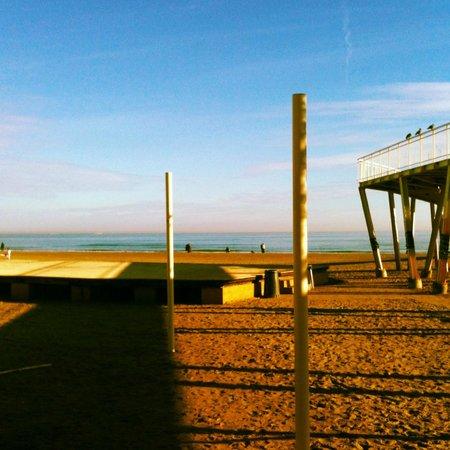 Villa Delle Palme: Strand