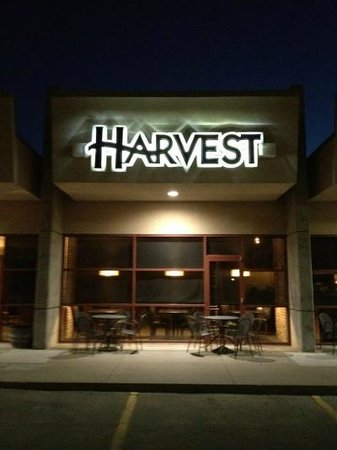 Harvest Cafe and Wine Bar!