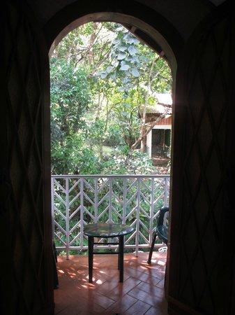 Park Eden Bed & Beakfast: View from Linda Vista Balcony