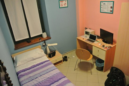 Central Hostel: private room