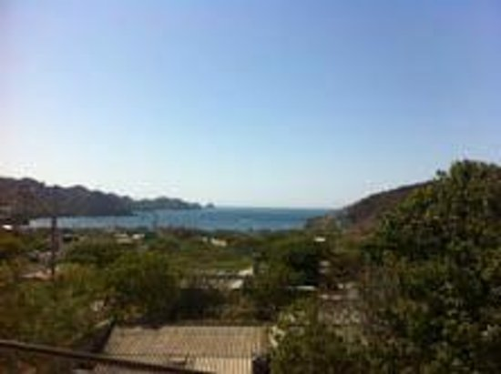 Hotel KiKuxtah: Vista desde la terraza