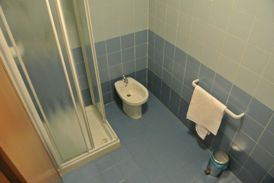Central Hostel: a bidet