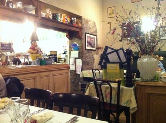Retrouvailles Lyon Restaurant