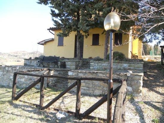 Agriturismo I Muri: la casa floriana