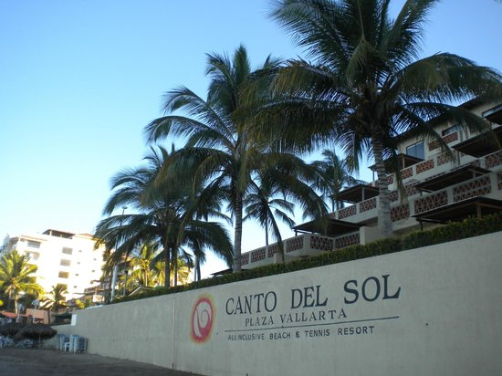 Canto Del Sol Plaza Vallarta: On Beach