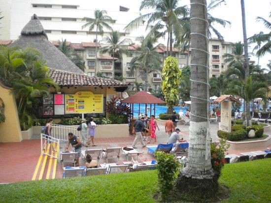 Canto Del Sol Plaza Vallarta: Poolside