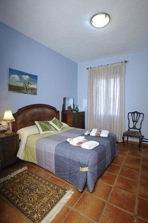 Casa Rural Mi Campo: Dormitorio