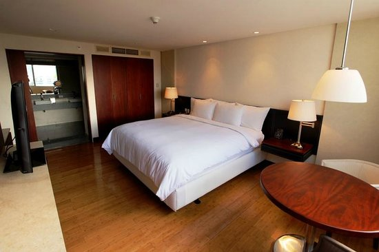 Hilton Colon Quito: King Executive Suite