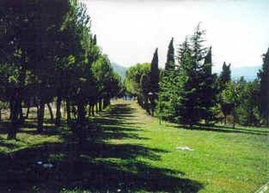 Agriturismo I Muri: il parco