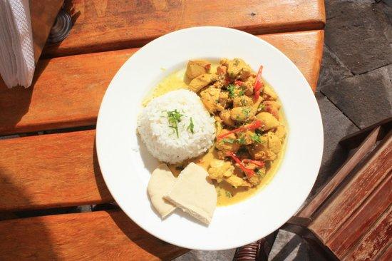 LOKI Cusco: lunch