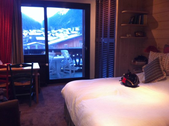 Hotel La Bergerie: Family room - adult double