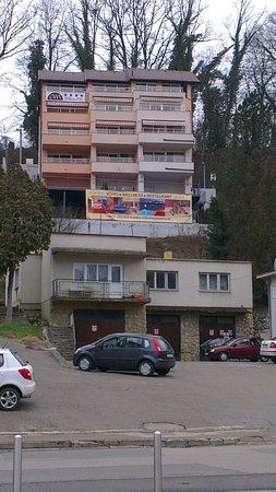 Villa Magdalena: hotel from outside