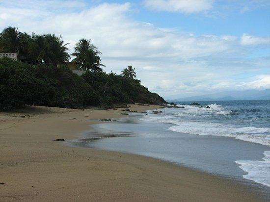 Playa Monte Santo: Monte Santo