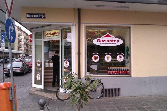 Gaziantep Schnellrestaurant