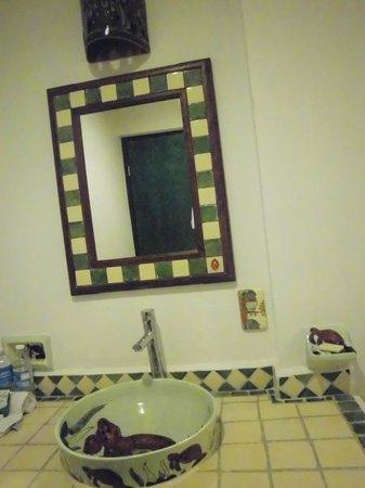 Koox Matan Ka'an Hotel: bagno camera