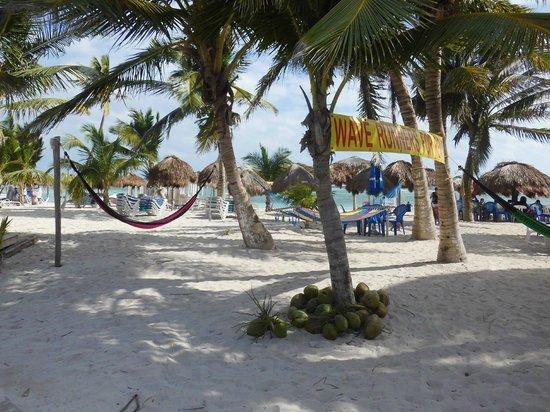 Koox Matan Ka'an Hotel: spiaggia