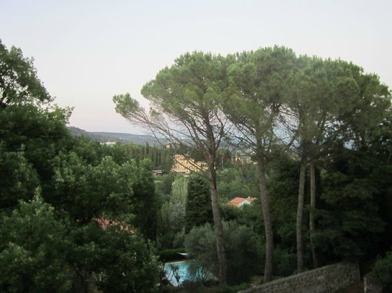 Villa la Stella: Views from Hotel