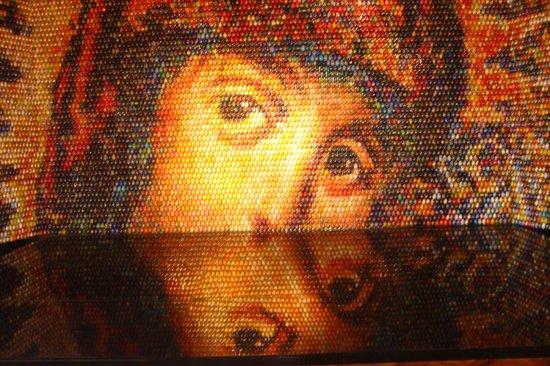 Quot Looking Into Eternity Quot Mosaic Panel Into Saint Sophia
