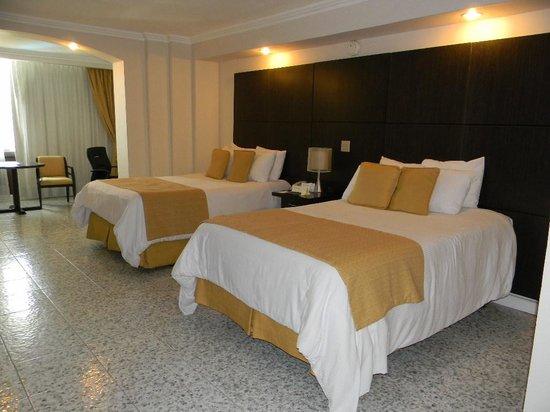 Hotel El Panama: Cuarto Ejecutivo