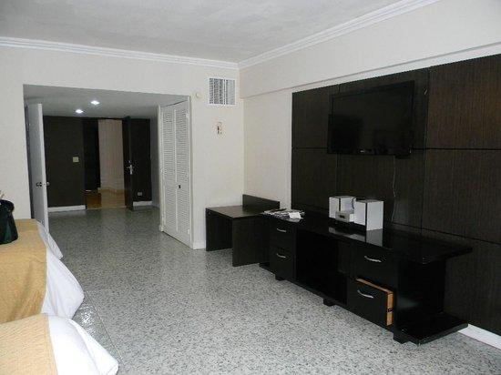 El Panama Hotel: Cuarto Ejecutivo