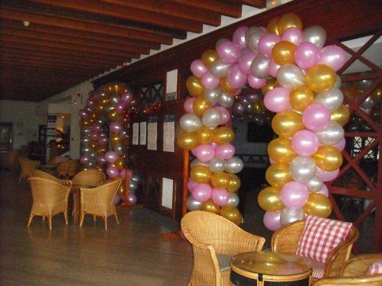 Seaside Los Jameos Playa: the piano bar