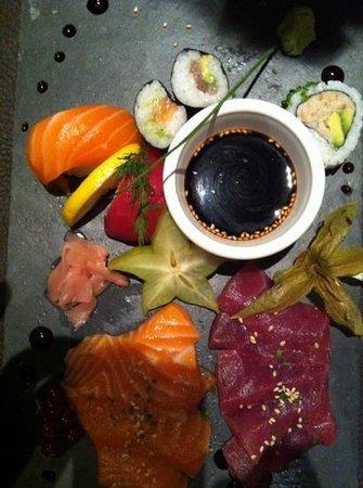 The Theatre : sushi