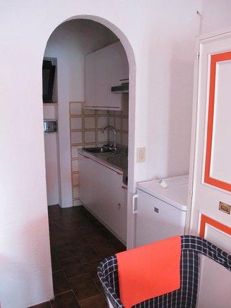 Hotel Residence Cala di Mola: angolo cottura
