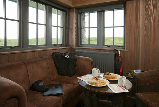 Machrihanish Dunes Golf Club: Machrihanish Dunes Golf House