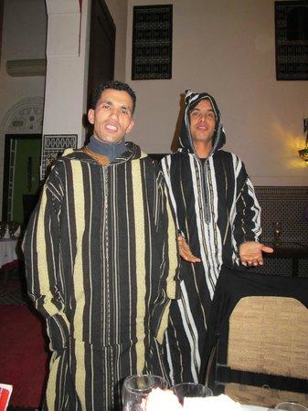 Riad Dar Tafilalet: personal excelente