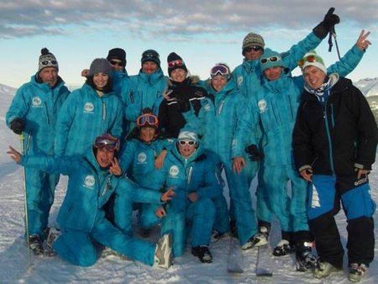 Ecole de ski 360 International : Moniteurs 360  samoens