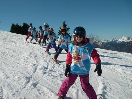 Ecole de ski 360 International : Cours collectifs enfants