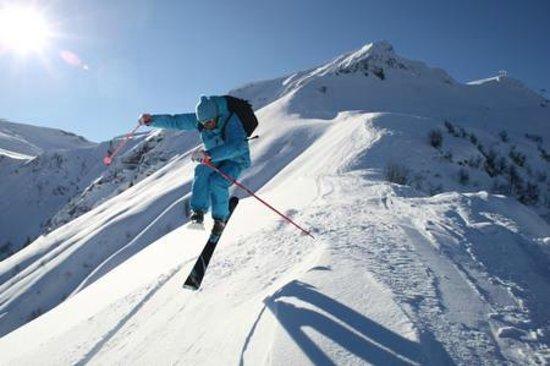 Ecole de ski 360 International : Freeride à samoens