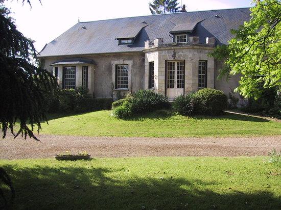 Mons-en-Laonnois, France : la maison
