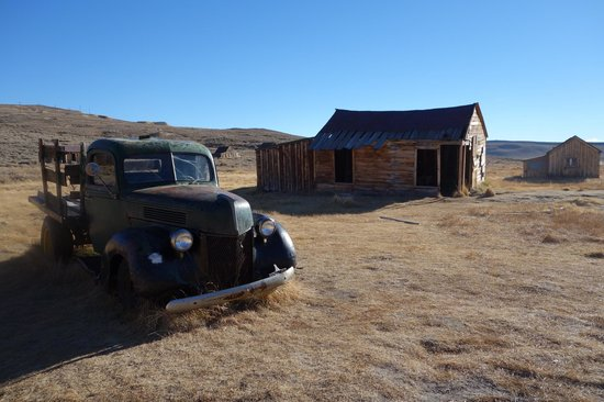 Tenaya Lodge at Yosemite: Visit Bodie! 4-5 hour drive from Tenaya Lodge