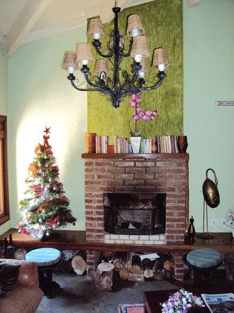Pousada Gardenia Guest House: Sala Linda