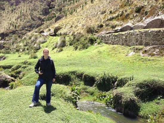 Cajamarca, Perù: Cumbemayo river and pre-Inca aqueduct