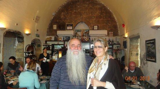 Uri Buri with my a guest