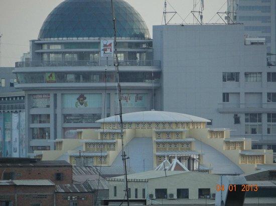 Sunway Hotel Phnom Penh: Veduta della struttura del mercato centrale