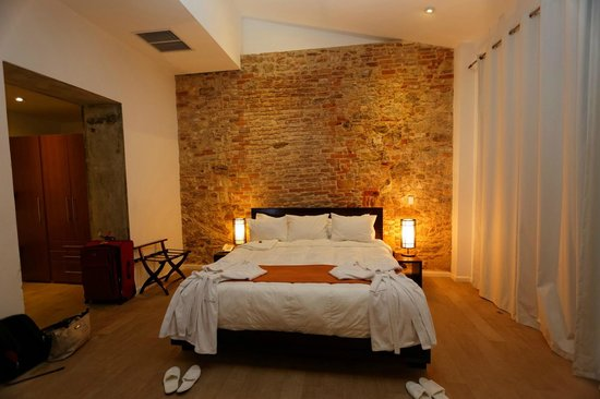Casa del Horno: Bedroom