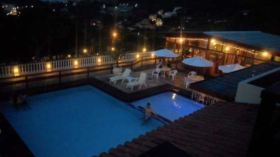 بوزادا بارلافينتو: Vista desde la habitacion 