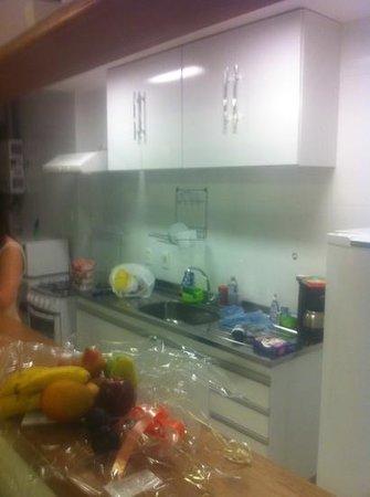 KS Residence : cocina