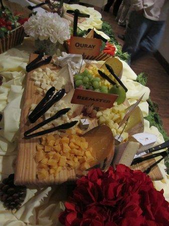 Rocking Horse Ranch Resort: Food Tasting Yummy