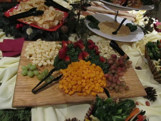 Rocking Horse Ranch Resort: Cheese