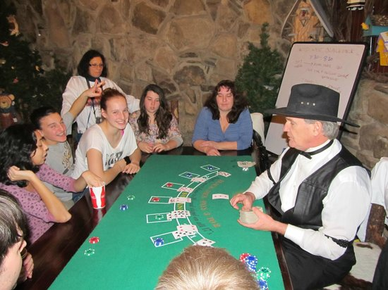 Rocking Horse Ranch Resort: Black jack