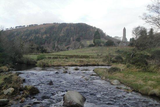 Wicklow Mountains National Park: Paesaggio